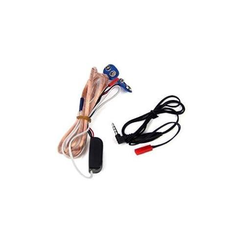 Tiny Spy Ear Piece Earbud Device Mini Wireless Earpiece Earphone for Mobile Phone 3.5mm Jack