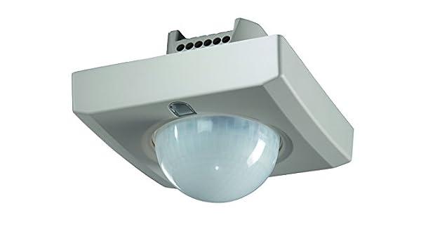 Theben sphinx 104-360 - Detector presencia semi-empotrado diámetro 12m angulo, angular 360c blanco: Amazon.es: Bricolaje y herramientas