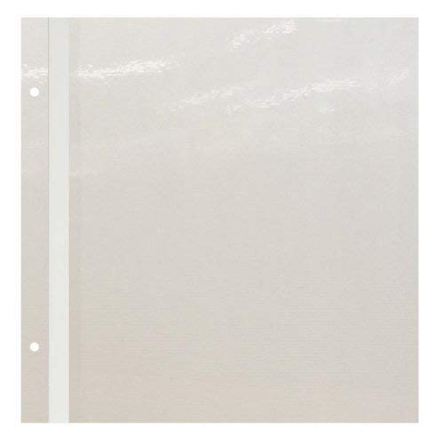 Pioneer Photo Albums Pioneer PMV 5 Sheet / 10 Page Refill Pack for PMV-206 Magnetic Albums - TWO PACK, white,  ()