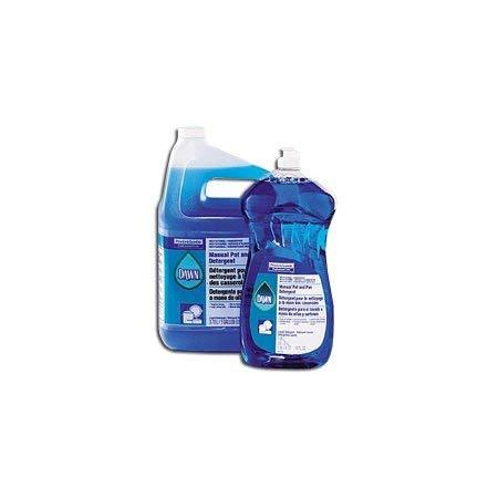 Dawn Professional Pot and Pan Detergent, Original Scent, 38 Ounces (Case of 8) (3-Pack)