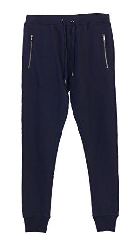 Gioberti Hoodie Metal Zipper Pockets