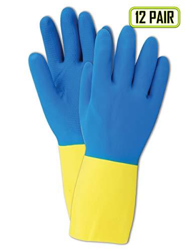 Magid Comfort Flex 738 Neoprene/Latex Glove, 12