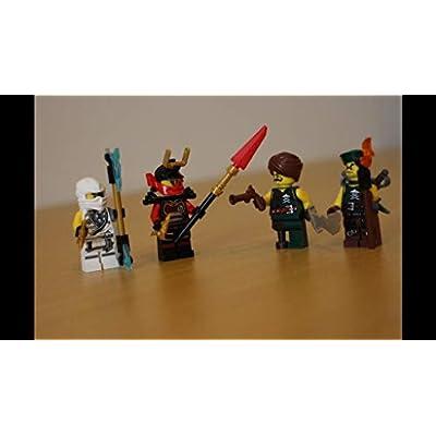 LEGO Ninjago Minifigure Set 853544 Masters of Spinjitzu: Toys & Games
