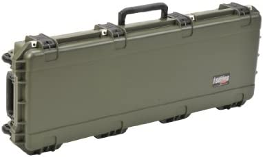 SKB Injection Molded 42-Inch Utility Short Rifle Case OD Green