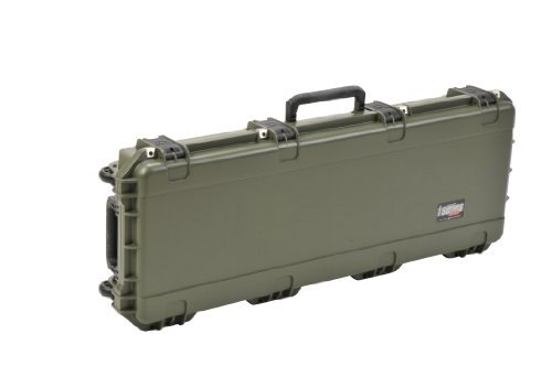 - SKB Injection Molded 42-Inch Utility/Short Rifle Case (OD Green)