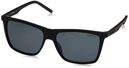 Sunglasses Polaroid Core Pld 2050 /S 0807 Black / M9 gray polarized - Sunglasses Buy Polaroid