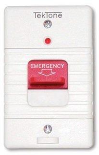 TekTone SF337C Emergency Shower Switch Nurse Call System ()