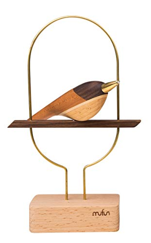 Wings of Pen - Creative bird pen design with magnetic display perch (Single) ()