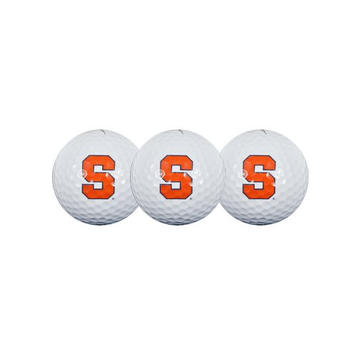 Team Effort Syracuse Orangemen Golf Ball 3 Pack