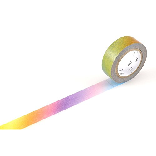 MT MTEX1P67Z mt EX Series Washi Paper Masking Tape [genuine Kamoi Kakoshi/produced in Japan]: 3/5