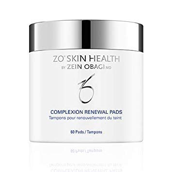 ZO Skin Health Complexion Renewal Pads 60 Pads ''formerly called Offects® TE-Pads Acne Pore Treatment'' by ZO Skin Health