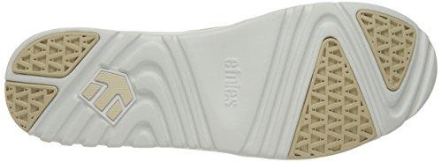 Etnies Scout sneaker, Parent, beige (Tan/White), 45.5