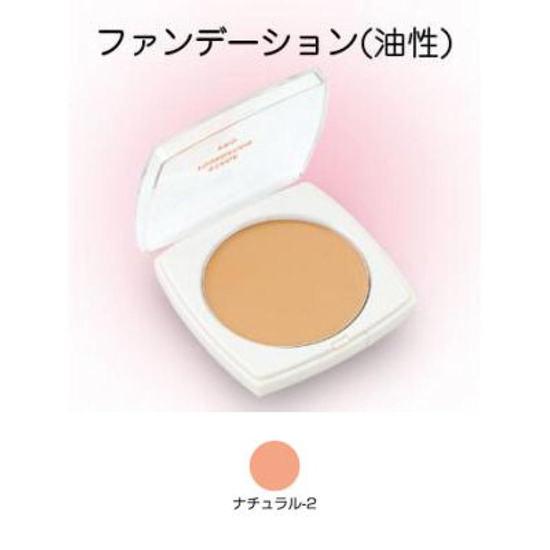 過去震え区別するステージファンデーション プロ 13g ナチュラル-2 【三善】