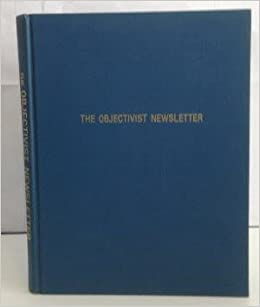 The Objectivist Newsletter: 1962-1966: Amazon.es: Libros en idiomas extranjeros