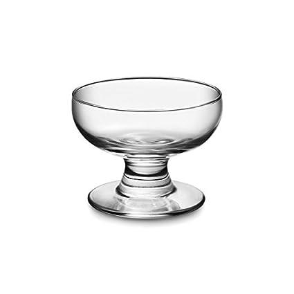 Treo By Milton Claire Glass Bowl Set, 125ml, Set of 6, Transparent