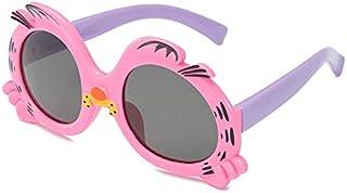 ERTMJ Occhiali da Sole Rotondi per Bambini Occhiali da Sole per Bambini, Occhiali da Sole Anti-Radiazioni, Occhiali da Sole, Occhiali da Sole per Bambini