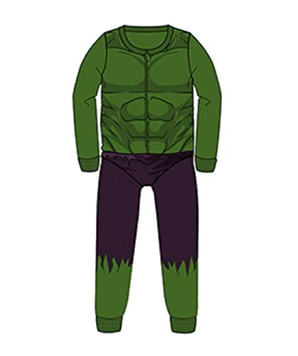 Jongens Hulk Pyjama Karakter Pj Set Kids Avengers Gift