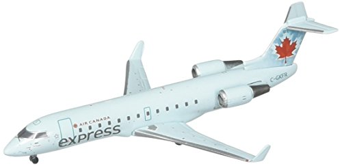 Gemini Jets Air Canada Crj-200 1:400 Scale Model Airplane Die Cast (Canada Aircraft Replica)