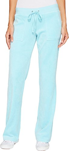 Juicy Couture Velour Drawstring Pants - 6
