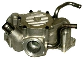 Gates 44038 Water Pump (Water Cadillac Fleetwood)