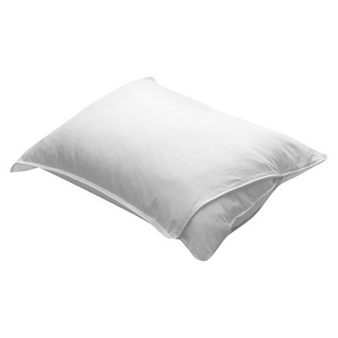 Aller-Ease Durable Waterproof Allergy Pillow Cover, Jumbo, 2
