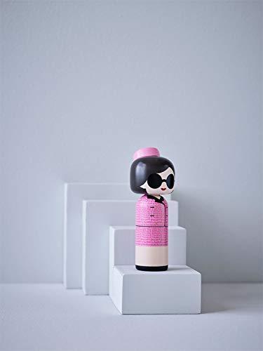 Lucie Kaas Kokeshi Dolls - Jackie by Lucie Kaas