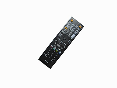 New General Replacement Remote Control Fit for Onkyo RC-899M TX-NR555 TX-SR353 HT-S7805 DTR-50.2 A/V AV Receiver Home Theater System
