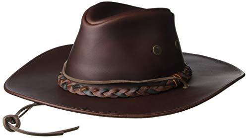 (Henschel Hiker Hats, Chestnut, Medium)