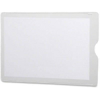 Oxford 65006 Utili-Jacs Heavy-Duty Clear Plastic Envelopes, 4 x 6, 50/Box OXF65006