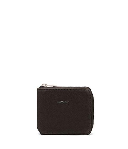 Matt & Nat Watson Handbag, Vintage Wallets Collection, Black (Black)