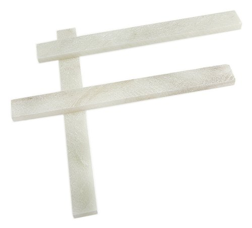 Forney 70803 Soapstone, Flat Refills, 3/16-Inch-by-1/2-Inch-by-5-Inch, - Cheese Arc