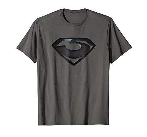 Superman Man of Steel Zod Shield T Shirt (General Zod T Shirt Man Of Steel)