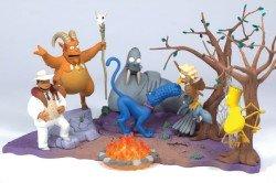 McFarlane Toys - The Simpsons Box Set The Island of Dr. Hibbert
