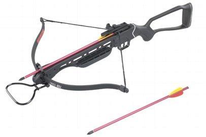 150lb Crossbow Fiberglass Stock Aluminum 2 - Bow Fiber Crossbow 150lb For