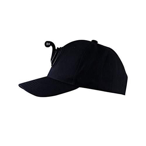 - Toyvian Hat Camera Mount Adjustable Gimbal Head hat Camera Holder for DJI osmo Pocket for gopro Hero Camera Accessories