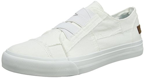 Blowfish Damen Marley Blanc Chaussure (blanc)