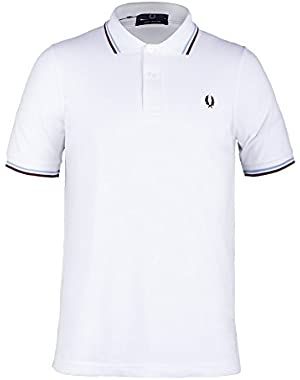 Men's Twin Tipped Polo