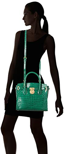 Peony Mano green Bolsos Guess Verde De Mujer qZwTdA1