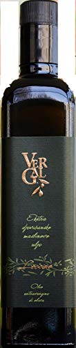 Sale! - Vergal Leccino Prize-Winning Monovarietal Extra Virgin Olive Oil 500 ml - Curated by Artisanal Croatia