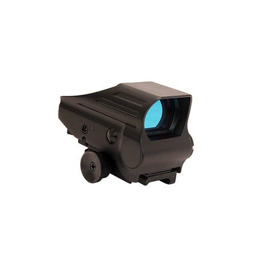 Aimshot D3G Green Multi Dot Compact Reflex Sight, Black