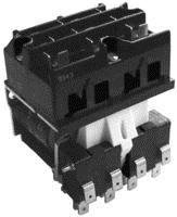 Contactor, Panel, 600 VAC, 3PST-NO, 3 Pole, 3 hp