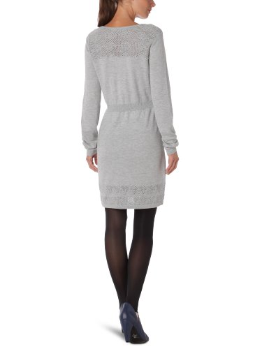 Roxy WPWDR073 - Suéter para mujer Gris jaspeado (Heather Grey)