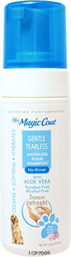 - Four Paws Magic Coat Waterless Dog Shampoo - 6 oz.