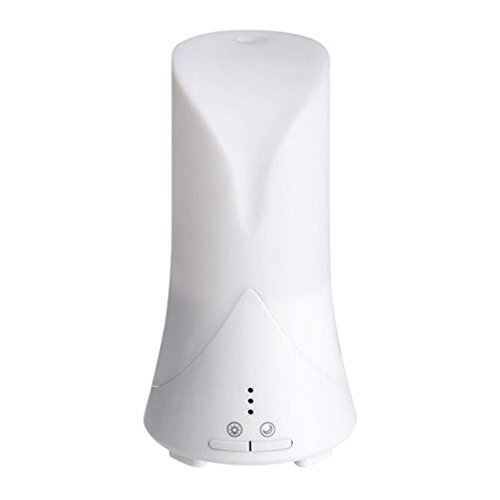 DEESEE(TM) 60ml Aroma Humidifier Usb Third Gear Timing Of Atmosphere Air Purifier (White)