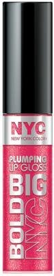 New York Color Big Bold Plumping Lip Gloss - Coral To Max  b