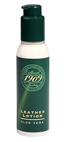- Collonil Leather Lotion Revives, Prevents Dryness & Conditions Designer Shoes, Handbags, Clothes & Furniture. German Made with Aloe Vera.