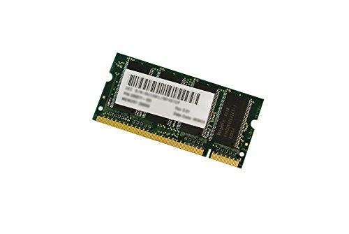 (Nanya 256MB PC2700 DDR333 SDRAM SO-DIMM NT256D64SH8BAGM-6K)