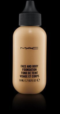 MAC Face and Body Foundation (C5) 1.7 oz / 50 ml NEW IN BOX