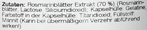 Gall Pharma Rosmarinextrakt GPH Kapseln, 1er Pack (1 x 750 Stück)