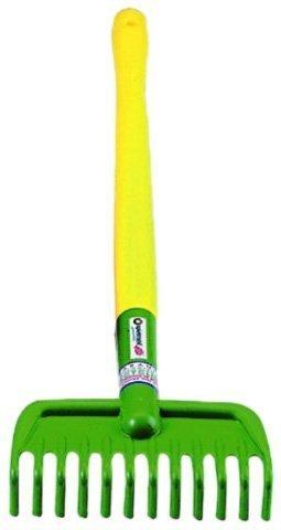 Spielstabil Children's Long Handled Garden Rake (Made in Germany) by Spielstabil